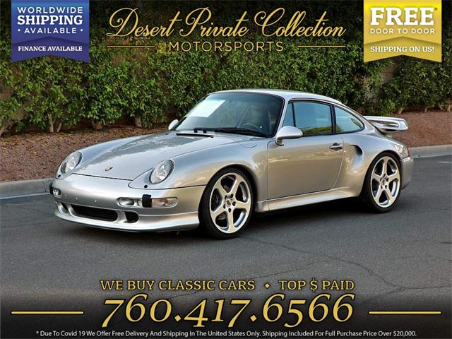 1997 Porsche 911 Carrera S (CC-1474866) for sale in Palm Desert , California