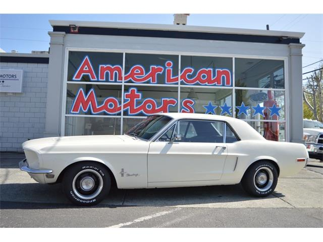 1968 Ford Mustang (CC-1474872) for sale in San Jose, California