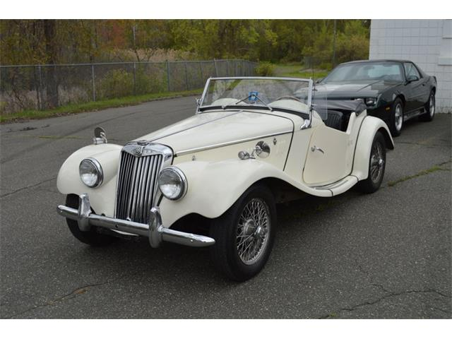 1954 MG TF (CC-1474891) for sale in Springfield, Massachusetts