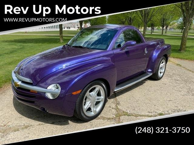 2004 Chevrolet SSR (CC-1474892) for sale in Shelby Township, Michigan
