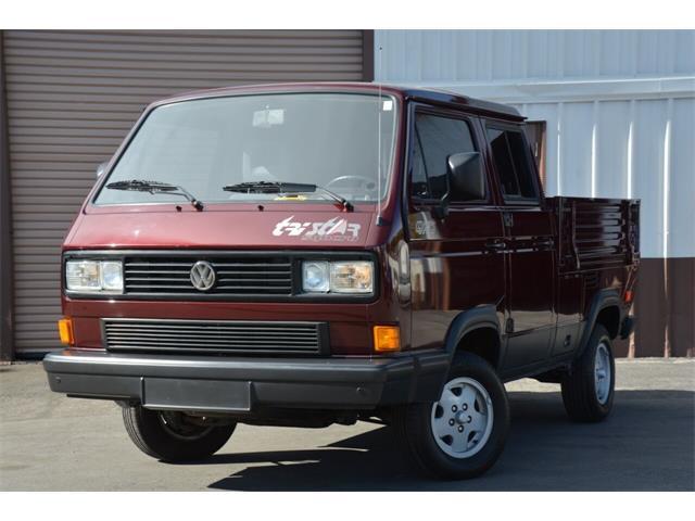 1991 Volkswagen Transporter (CC-1474901) for sale in Santa Barbara, California