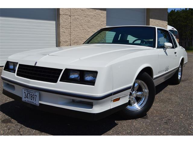 1984 Chevrolet Monte Carlo (CC-1474911) for sale in Ham Lake, Minnesota
