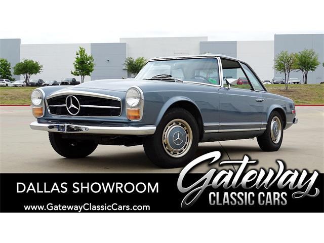 1969 Mercedes-Benz 280SL (CC-1470493) for sale in O'Fallon, Illinois