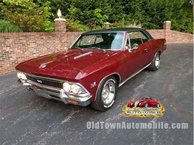 1966 Chevrolet Chevelle (CC-1474932) for sale in Huntingtown, Maryland