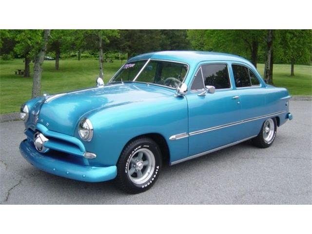 1949 Ford 2-Dr Sedan (CC-1474962) for sale in Hendersonville, Tennessee