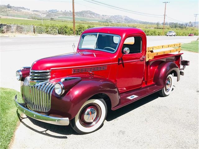 1945 Chevrolet Pickup (CC-1474986) for sale in Camarillo, California