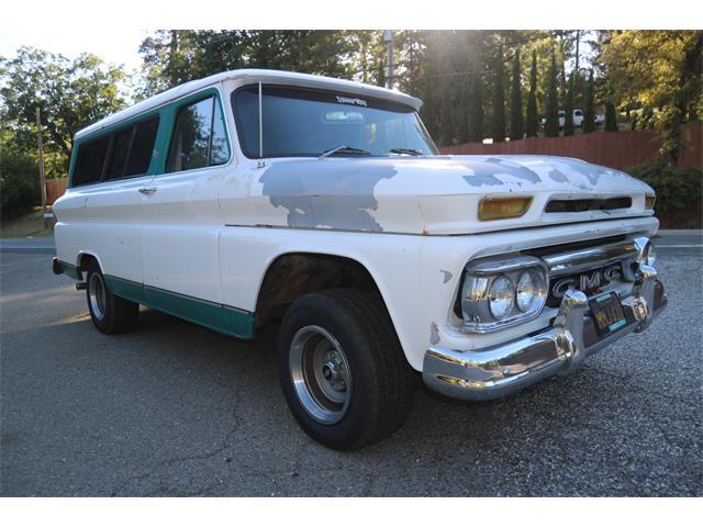 1964 GMC Suburban (CC-1474989) for sale in Colfax, California