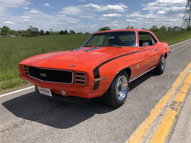 1969 Chevrolet Camaro RS/SS (CC-1474990) for sale in Jefferson City , Missouri