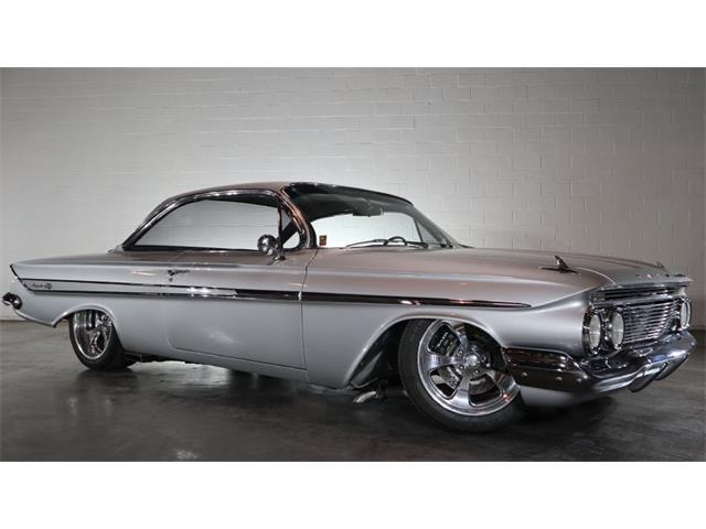 1961 Chevrolet Impala (CC-1470005) for sale in Jackson, Mississippi