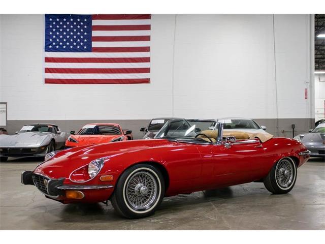 1973 Jaguar XKE (CC-1475003) for sale in Kentwood, Michigan