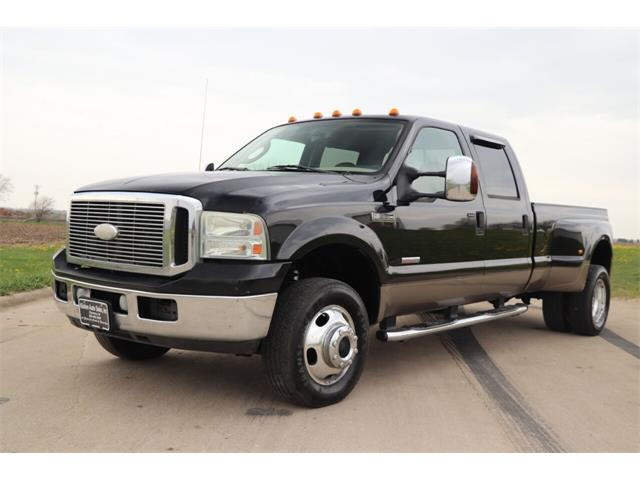 2007 Ford F350 (CC-1470502) for sale in Clarence, Iowa