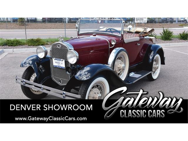 1931 Ford Roadster (CC-1475025) for sale in O'Fallon, Illinois