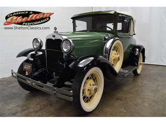 1931 Ford Model A (CC-1475045) for sale in Mooresville, North Carolina