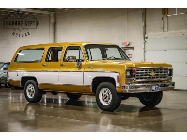 1975 Chevrolet Suburban (CC-1475049) for sale in Grand Rapids, Michigan