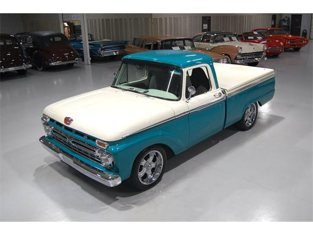 1966 Ford F100 (CC-1470506) for sale in Rogers, Minnesota