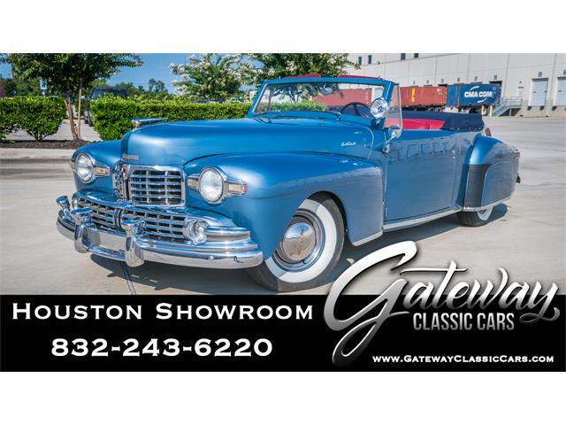 1948 Lincoln Continental (CC-1475064) for sale in O'Fallon, Illinois