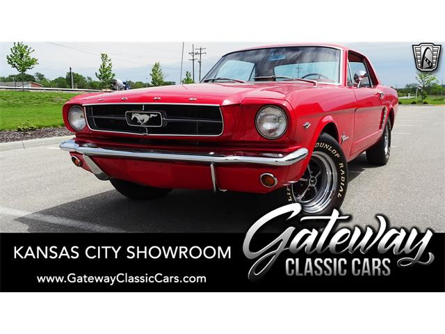 1965 Ford Mustang (CC-1475071) for sale in O'Fallon, Illinois