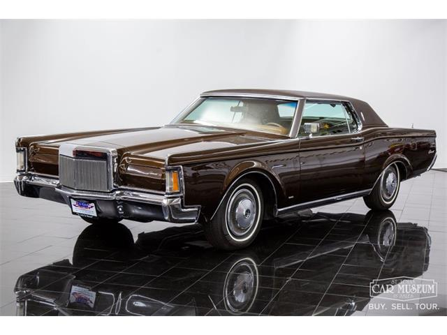 1971 Lincoln Continental (CC-1475084) for sale in St. Louis, Missouri