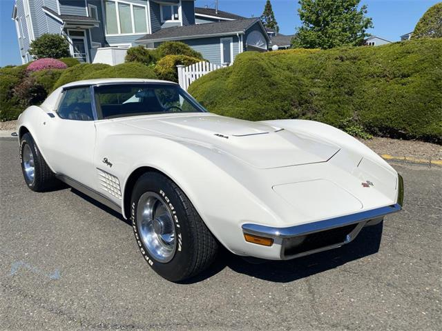 1971 Chevrolet Corvette (CC-1475090) for sale in Milford City, Connecticut