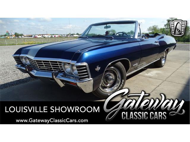 1967 Chevrolet Impala (CC-1475091) for sale in O'Fallon, Illinois