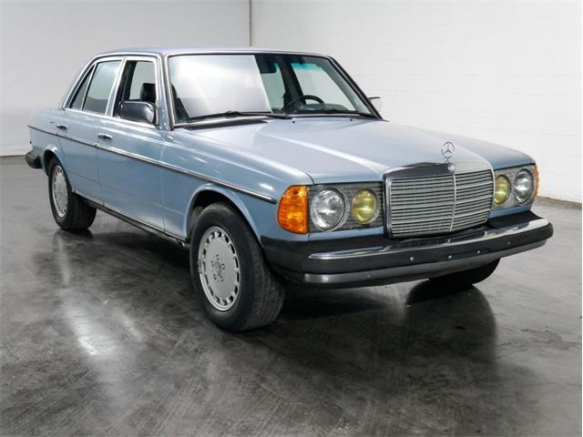 1985 Mercedes-Benz 300 (CC-1470052) for sale in Jackson, Mississippi