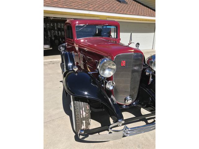 1933 Cadillac V12 (CC-1475204) for sale in Reno, Nevada