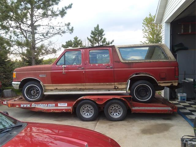 1988 Ford Bronco (CC-1475205) for sale in Rochester, Minnesota