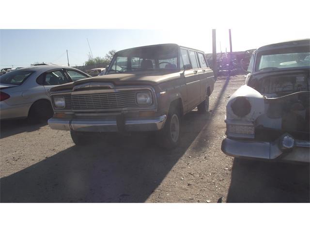 1982 Jeep Wagoneer (CC-1475210) for sale in Phoenix, Arizona