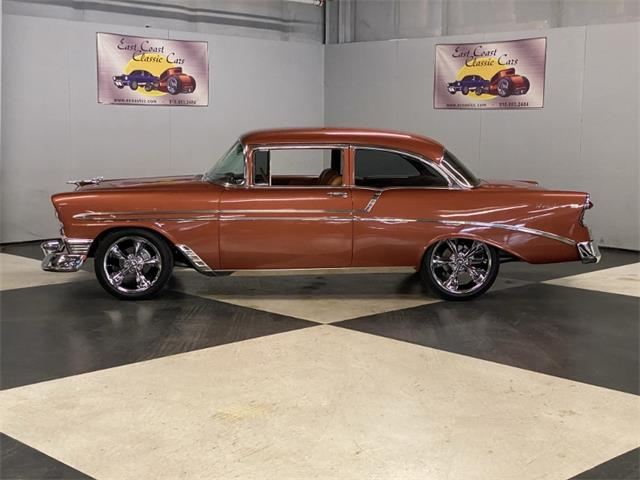 1956 Chevrolet 2-Dr Post (CC-1475222) for sale in Lillington, North Carolina