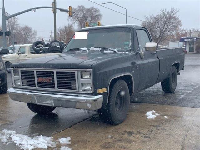 1986 GMC 1500 (CC-1470526) for sale in Cadillac, Michigan