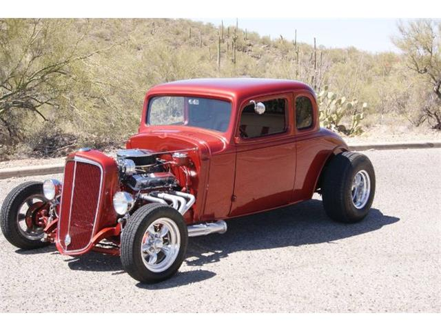 1933 Chevrolet Coupe (CC-1475262) for sale in Cadillac, Michigan