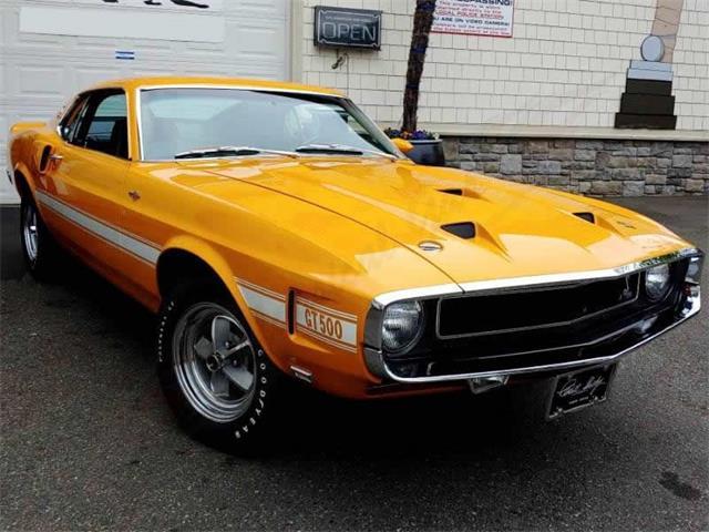 1969 Shelby GT500 (CC-1470528) for sale in Arlington, Texas
