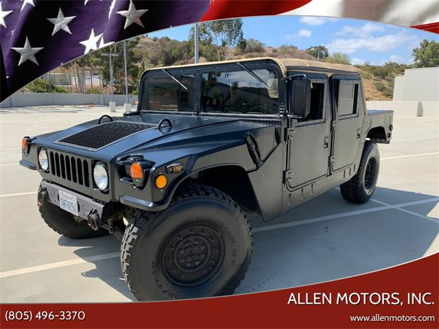 1992 AM General Hummer (CC-1475293) for sale in Thousand Oaks, California