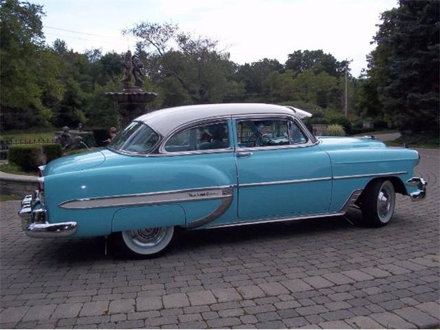 1954 Chevrolet Bel Air (CC-1470530) for sale in Cadillac, Michigan