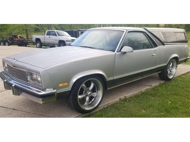 1987 Chevrolet El Camino (CC-1475303) for sale in Cadillac, Michigan