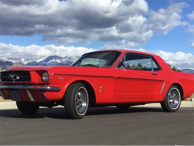1965 Ford Mustang (CC-1475308) for sale in Cadillac, Michigan