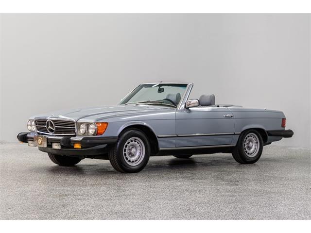 1984 Mercedes-Benz 380SL (CC-1470531) for sale in Concord, North Carolina