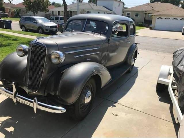 1936 Chevrolet Sedan (CC-1475311) for sale in Cadillac, Michigan