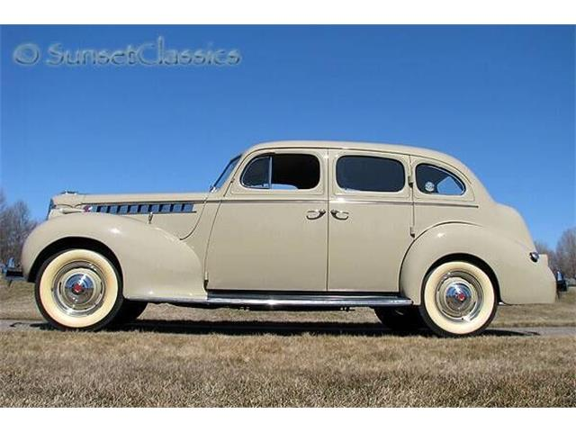 1940 Packard 110 (CC-1475315) for sale in Cadillac, Michigan