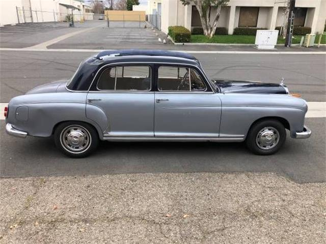 1959 Mercedes-Benz 220SE (CC-1475325) for sale in Cadillac, Michigan