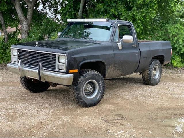 1985 Chevrolet Parts Car (CC-1475333) for sale in Cadillac, Michigan