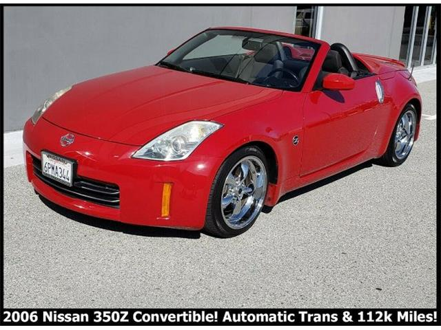 2006 Nissan 350Z (CC-1475340) for sale in Cadillac, Michigan
