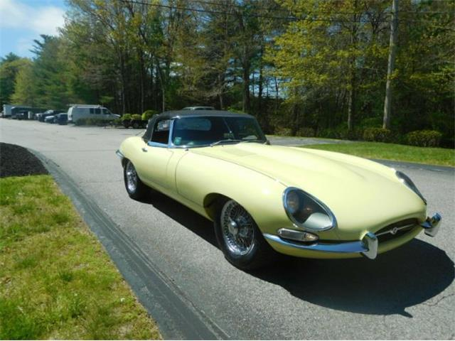 1962 Jaguar Series 1 (CC-1475346) for sale in Cadillac, Michigan