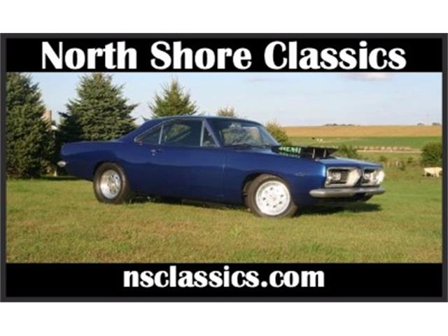 1967 Plymouth Barracuda (CC-1470538) for sale in Mundelein, Illinois