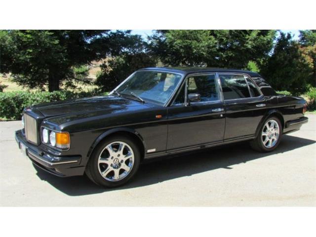 1990 Bentley Turbo R (CC-1470541) for sale in Cadillac, Michigan