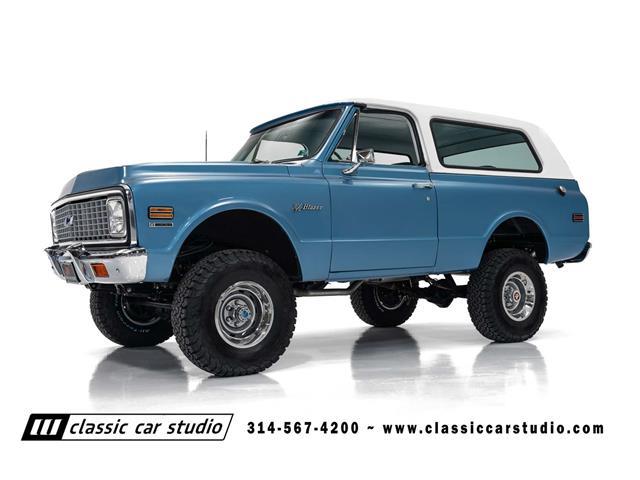 1972 Chevrolet Blazer (CC-1475412) for sale in Saint Louis, Missouri