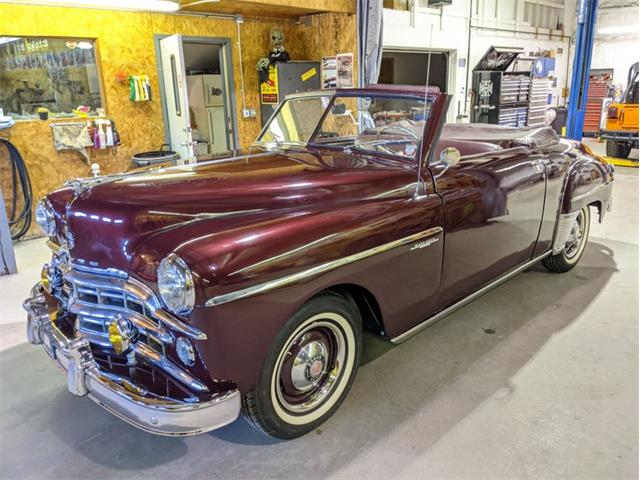 1949 Dodge Wayfarer (CC-1470542) for sale in Stanley, Wisconsin
