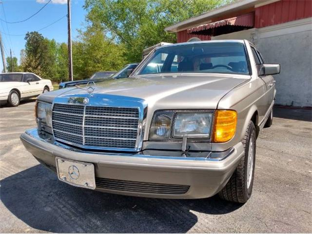 1988 Mercedes-Benz 420SEL (CC-1470543) for sale in Cadillac, Michigan