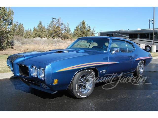1970 Pontiac GTO (CC-1475462) for sale in Las Vegas, Nevada