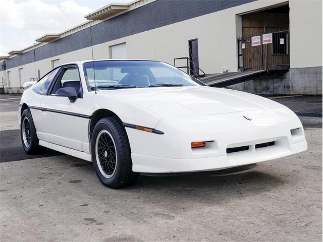 1988 Pontiac Fiero (CC-1470055) for sale in Jackson, Mississippi